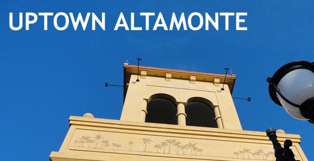 Como es vivir en el area de Uptown Altamonte?