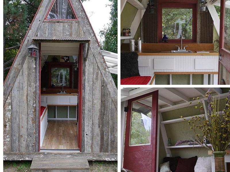 ¿Son las mini-casas una alternativa para la vida simple y sin preocupaciones?