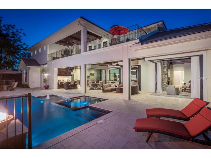 Las 5 casas mas costosas que se vendieron en el mes de Julio 2016 en Orlando
