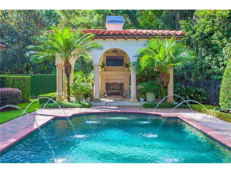 Las 5 casas más costosas vendidas en Orlando en Noviembre 2016