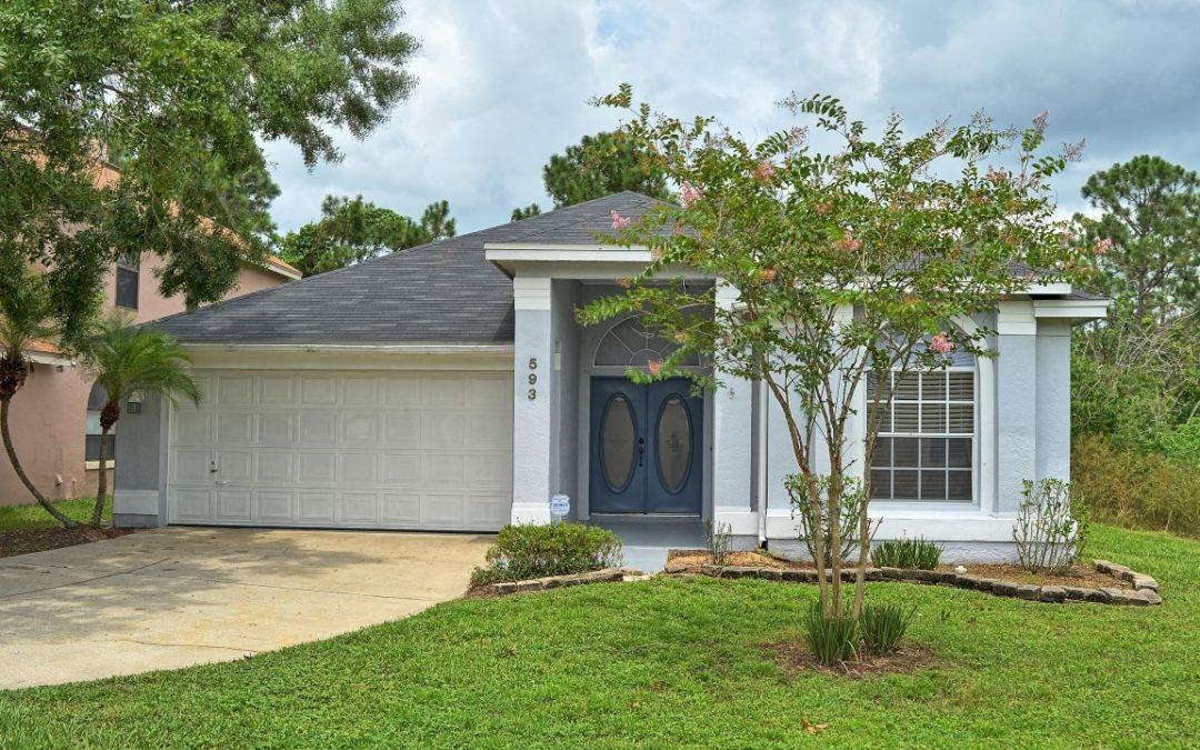 Oportunidad de la semana – 593 Brightview Drive, Lake Mary, FL