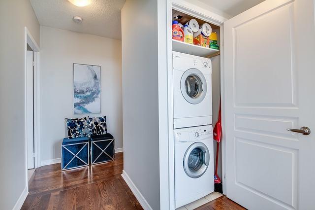 organización de lavadero