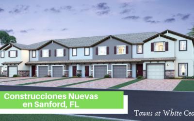 Construcciones Nuevas en Sanford, Florida