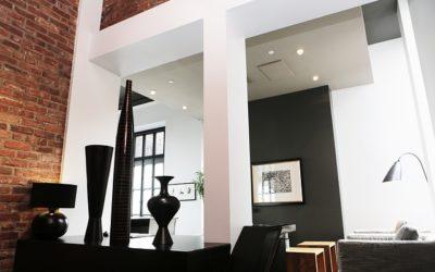 ¿Cómo decorar las paredes utilizando texturas?