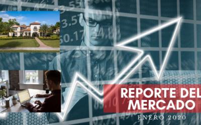 Reporte de mercado Inmobiliario en Orlando enero 2020