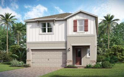 Comunidad de casas nuevas en Apopka, FL – San Sebastian Reserve.