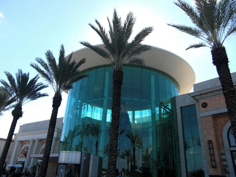 El mall de millenia en Orlando FL