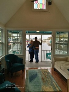 casa flotante inauguracion