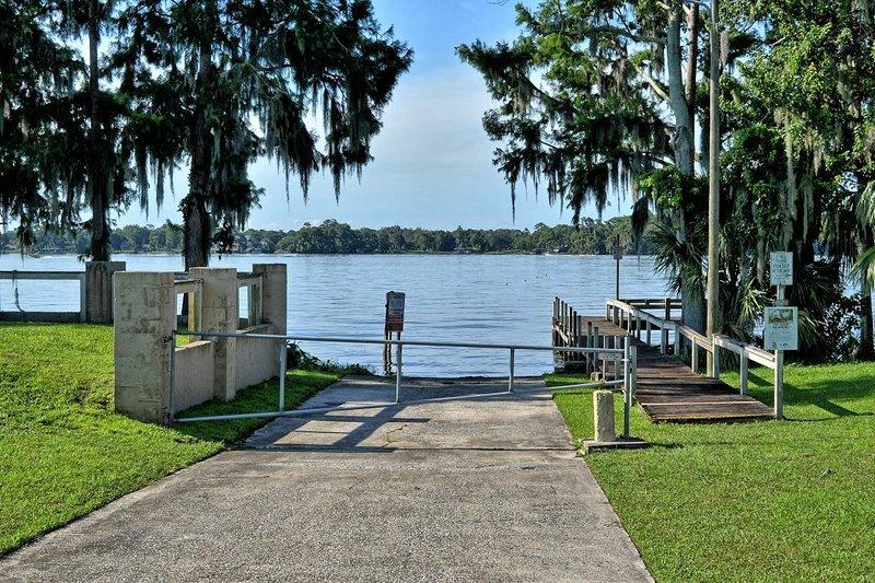 Casa con acceso al lago Howell