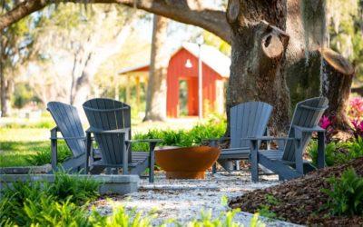 10 ideas para mejorar tu patio o jardín