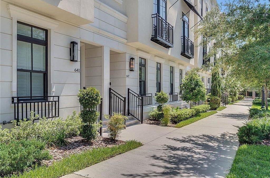 Reporte del mercado inmobiliario en Orlando Agosto – Septiembre 2020