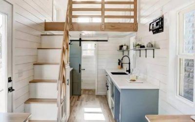 Casas miniatura, vida simple en pequeños espacios. Te animas?