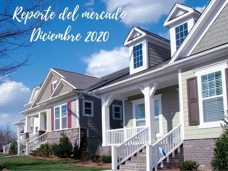 Reporte del mercado de vivienda en Orlando – Diciembre 2020