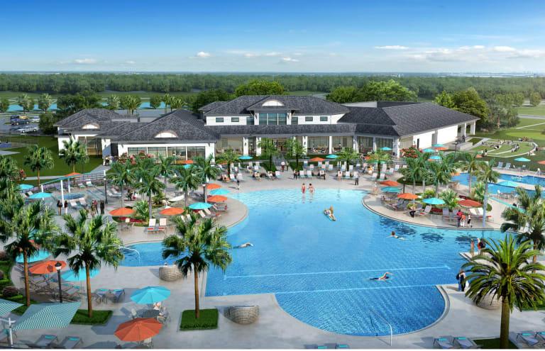 Vive el estilo de vida soñado en Sunbridge, la nueva comunidad -Del Webb- en St. Cloud, Florida