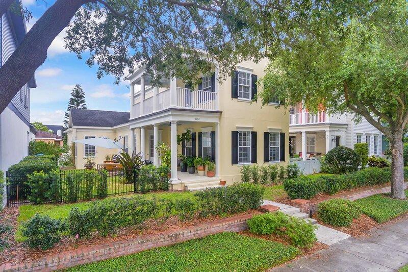 Oportunidad especial para vivir en el famoso Baldwin Park, Orlando