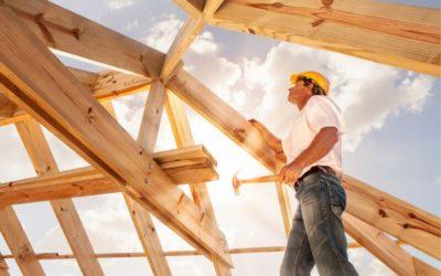 La construcción de casas nuevas ha disminuido mientras que las constructoras se enfrentan con la escasez de suministro