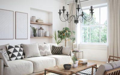 Haz que tu casa luzca como una casa modelo con estos 5 sencillos pasos