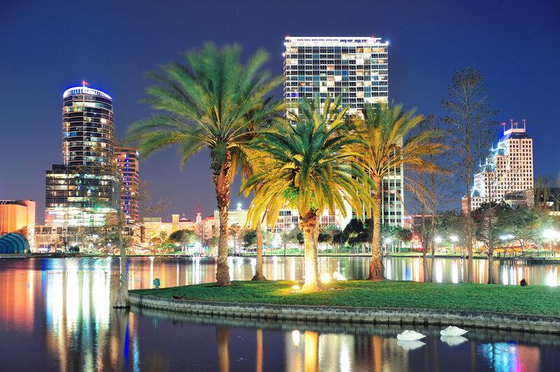 Inversión extranjera en Orlando